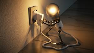 consumo medio de la electricidad en el hogar
