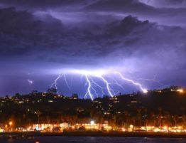 Tormentas eléctricas Madrid